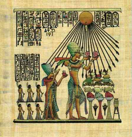 The United States of the Solar System, A.D. 2133 (Book Seven and the Seven Seals) - Page 37 Akhenaton1