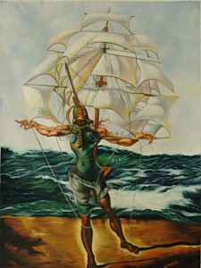 salvador_dali_oil_on_canvas_painting_-_the_ship_44cb2314